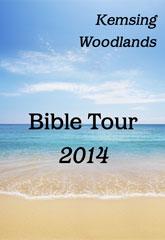 Bible Tour 2014
