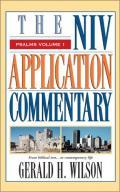 Picture of Psalms: v. 1 (NIV Application Commentary) (Hardcover)