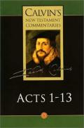 Picture of Calvin's New Testament Commentaries: The Acts of the Apostles 1-13 Vol 6 (Paperback)