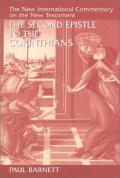 Picture of The Second Epistle to the Corinthians (The new international commentary on the New Testament) (Hardcover)