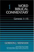 Picture of Genesis 1-15 (Word Biblical Commentary) (Hardcover)
