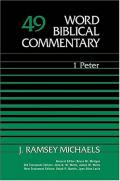Picture of Word Biblical Commentary: 1 Peter (Hardcover)