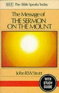 Picture of The Message of the Sermon on the Mount: Christian Counter-culture: With Study Guide (The Bible Speaks Today) (Paperback)