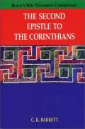 Picture of The Second Epistle to the Corinthians (Black's New Testament Commentary) (Hardcover)